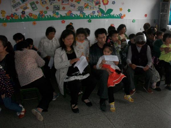 海安开发区新生幼儿园开展防溺水安全宣传教育活动