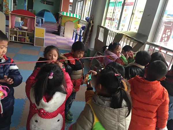 如皋市各幼儿园开学第一天庆元宵节活动