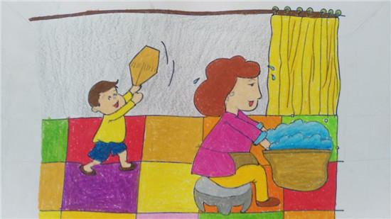 妈妈,多么亲?#24418;?#39336;的称呼,妈妈,在每个孩子的眼中又会是怎样的形象?洪泽湖幼儿园结合?#31383;彩?#39318;届最美妈妈作品比赛活动精神,开展了我眼中的妈妈绘画活动。     瞧,孩子的笔触虽很稚嫩,可妈妈的魅力无人能比,热爱妈妈的心无人可比。孩子对妈妈的感恩之情生动地跃然纸上,他们一幅幅精彩的作品让我们深深感受到妈妈的爱如水温柔、似血浓厚。湖幼开展这样的活动让孩子们知道了感恩,也学会了感恩。   (张洪霞)